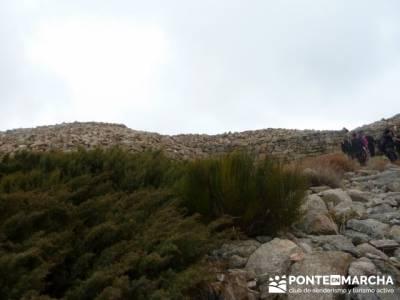 La sierra de Paramera - Castillo de Manqueospese / Aunqueospese - Castro Celta de Ulaca; rutas burgo